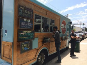 food truck event in nsb