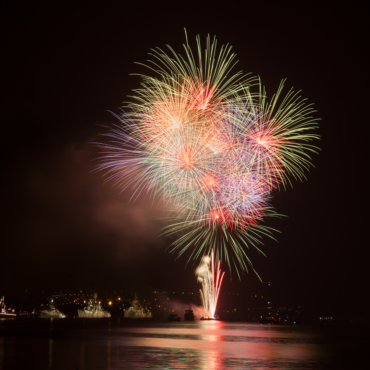 Where Can I Catch the 4th of July Fireworks in New Smyrna